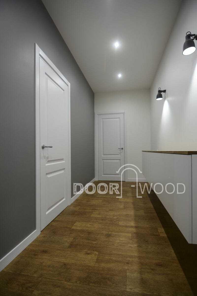 двери межкомнатные со скрытыми петлями