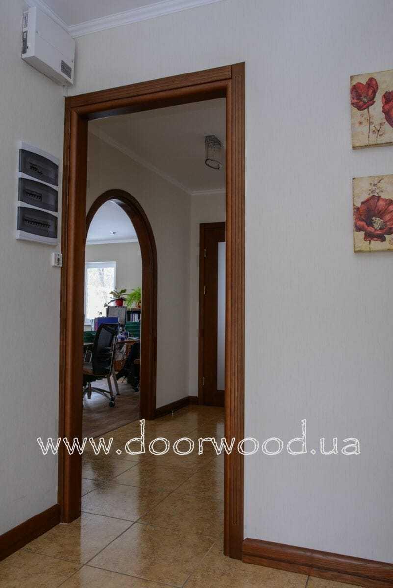 деревянные арки проемы, арочные проемы doorwood.