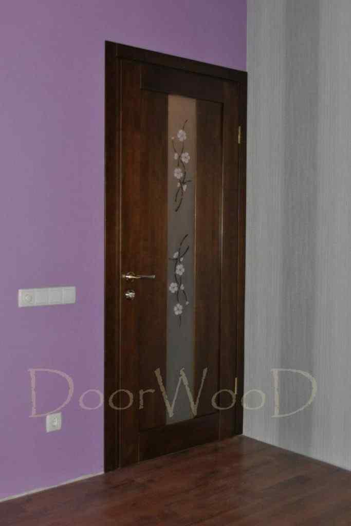 Дверь межкомнатная, модель - Spring