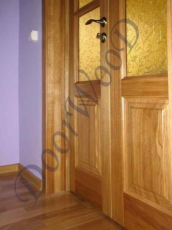 how to choose door inter-room door, model - Dresden, oak array, inter-room door from oak array