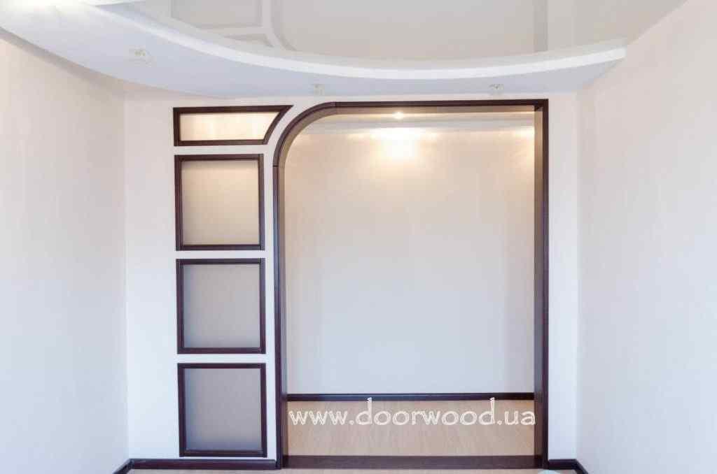 двери арки окна межкомнатная перегородка
