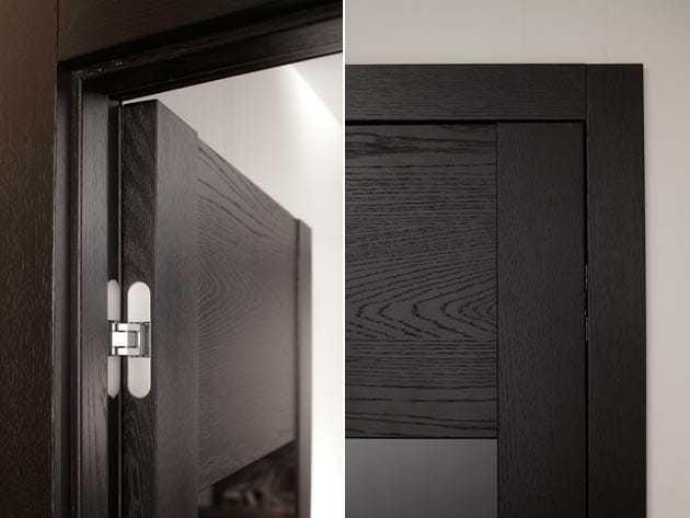 Doors inter-room with hidden loops Doors inter-room, doors of ash and oak, doors with hidden loops, doors from the array, doorwood.. Tm