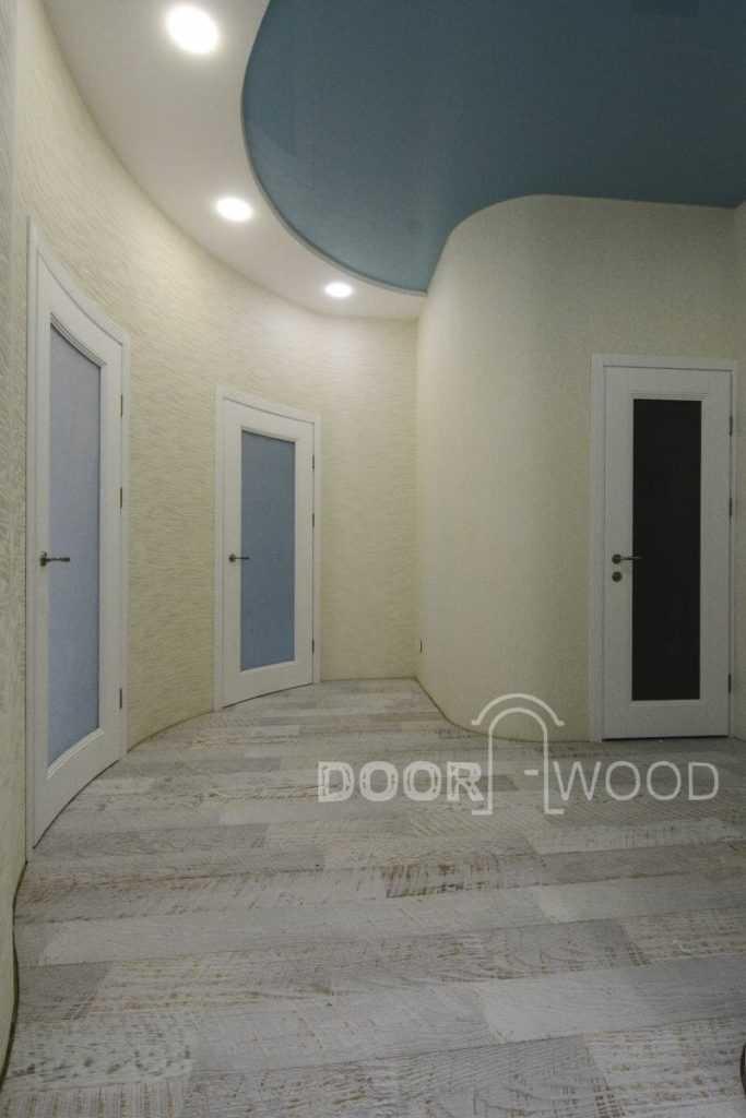 Раіусні двері