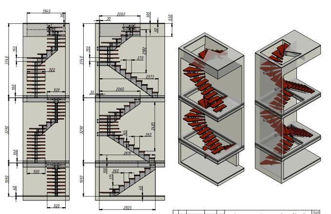лестница одесса