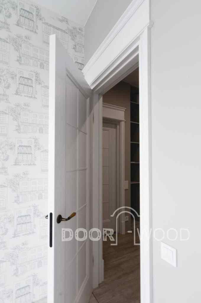 Деревянные Двери со скрытыми петлями