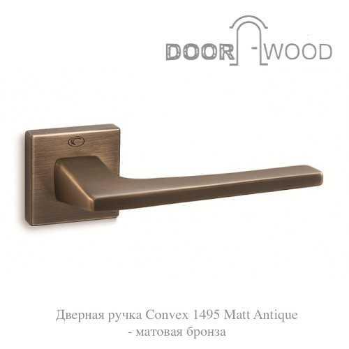 Дверная ручка Convex 1495 Antique