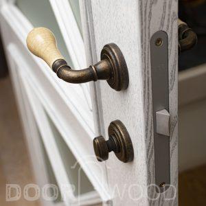 Optima классическая межкомнатная дверь белая с патиной межкомнатный замок agb