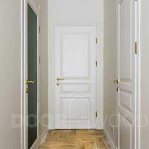 деревянные двери заказать