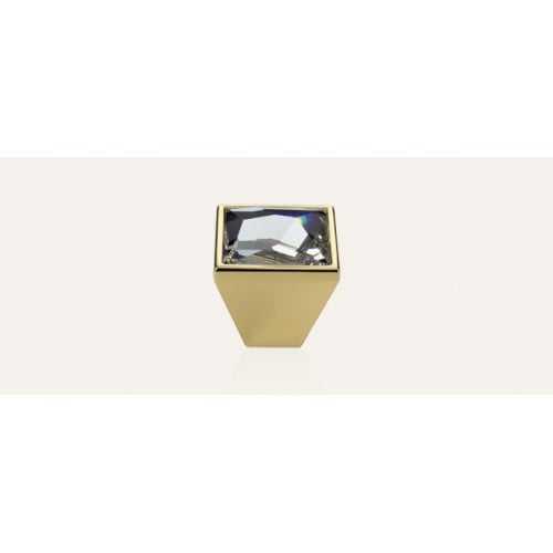 Pop-Art ручка-кнопка мебельная золото