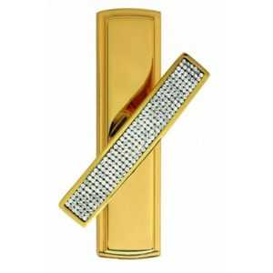 Profilo Mesh ручка оконная золото