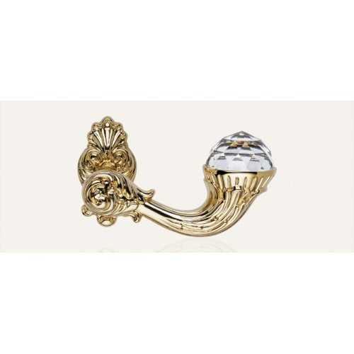 Brilliant Сrystal ручка дверная (золото)