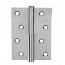 Петля дверная карточная MVM B-100R MC матовый хром