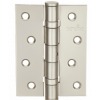Петля дверная карточная MVM Linde HE-100 PN перламутровый никель