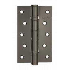 Петля дверная карточная MVM Linde HE-120 MBN матовая античная сталь