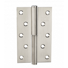 Петля дверная карточная MVM SS-120 L SS нержавеющая сталь