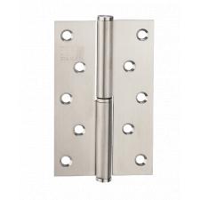 Петля дверная карточная MVM SS-120 R SS нержавеющая сталь