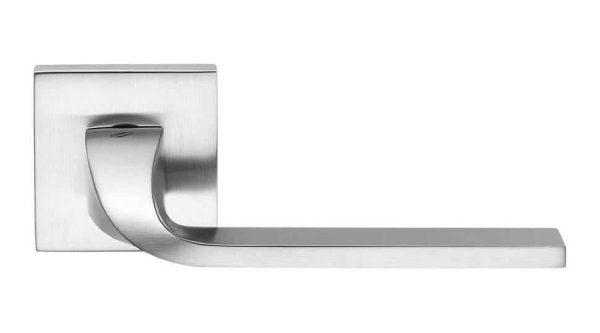 Дверная ручка Colombo Design ISY BL11 RSB матовый хром 1