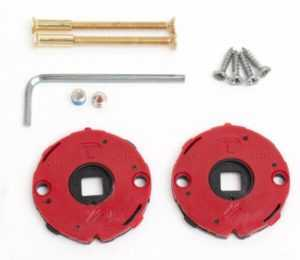 Крепежный комплект Colombo Design Molla RSB  для ручек ф/з