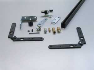 Комплект фурнитуры для раздвижной системы Koblenz 0200/4