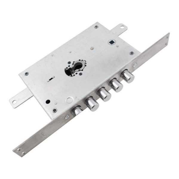 Securemme 2603SCR0328CXX Механизм замка 4-риг c защ. под цилиндр мц 85мм 1
