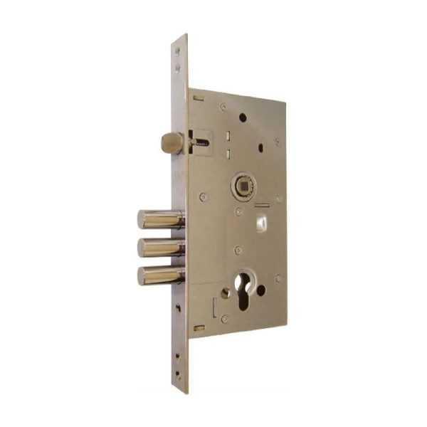 Механизм Protect 252R CP 3-риг с подш. хром без ответной планки 1
