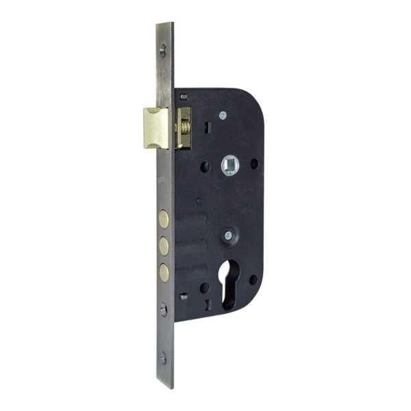 Механизм Protect 945-3RB CP 3-риг с подш. хром без ответной планки . хром 1