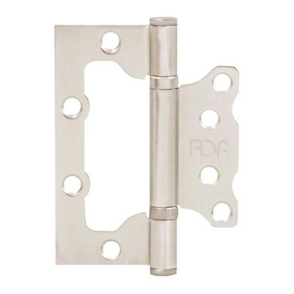 Петля RDA 100*2,5 (2подш, сталь) Eurocento silver 1