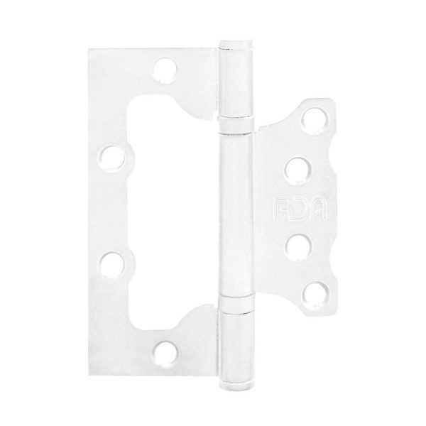Петля RDA 100*2,5 (2подш, сталь) Eurocento белый матовый 1