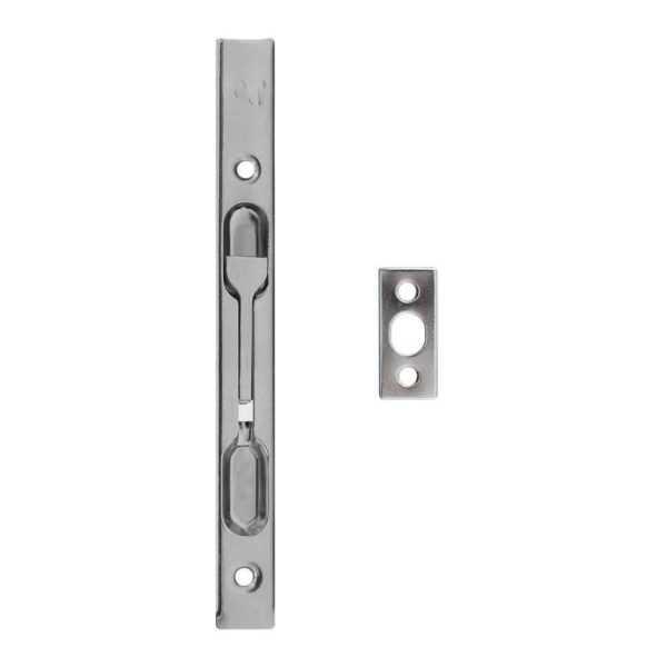 Шпингалет Сomit LX160 CP врезной откидной 160/16 хром 1