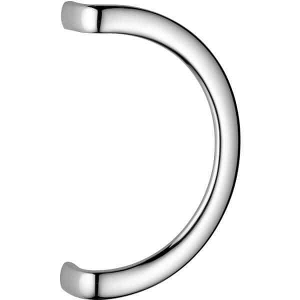Ручка Colombo Logo LC16 хром тян. 1