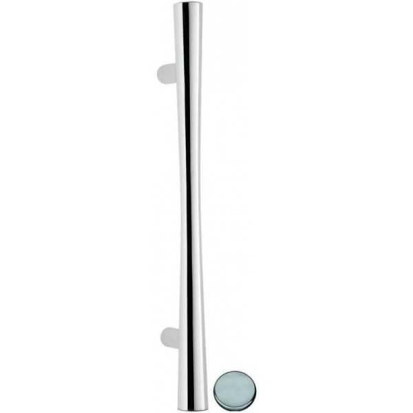 Ручка Colombo Zen CB 36 A Zirconium stainless-steel HPS 1