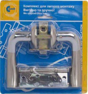 Комплект RDA Siena 6-45 хром/матовый хром + 2 петли блистер