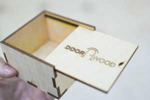 деревянная коробочка под часы