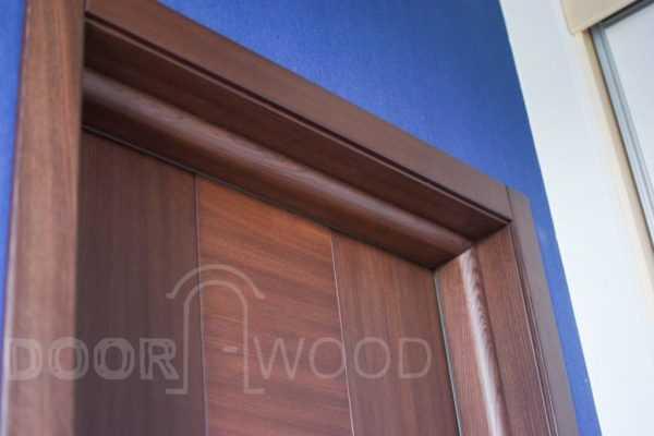 дверь деревянная из ясеня