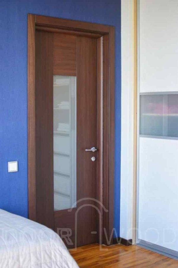 Interior wood doors ash
