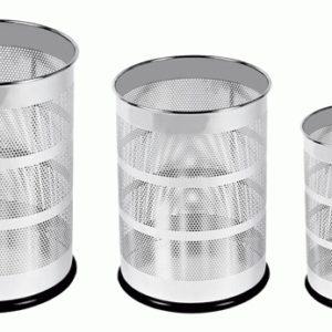 08026 Набор корзин для мусора (3 в 1)