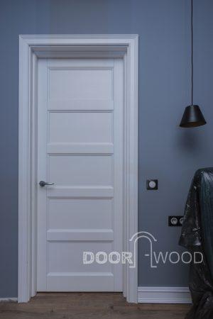 деревянные двери optima