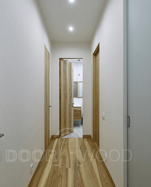 Шпонированные двери Скрытого Монтажа