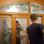Установка дверей Харьков