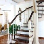 Лестница из дерева точеные балясины