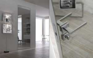 Алюминиевые двери скрытого монтажа зеркало скрытые двери алюминевый торец