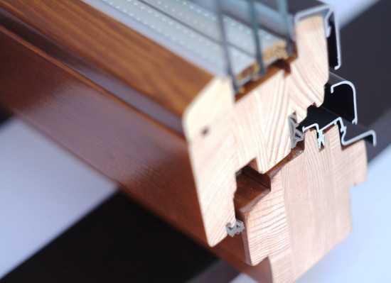 Деревянные окна стеклопакет