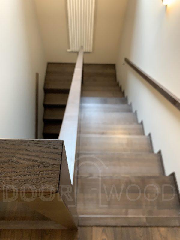 ступени ограждение лестницы