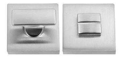 Дверная накладка Colombo Design MM 29 BZG вж6 матовый хром Ellese, Gilda, Isy, Prius, Zelda (41161)