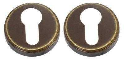 dvernaya nakladka pod klyuch colombo design cd 1003 bronza piuma 2602 5fd6404238dea