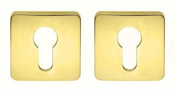 dvernaya nakladka pod klyuch colombo design pt 13 polirovannaya latun roboquattros 32973 5fd679696444c