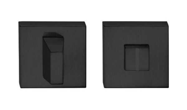 Дверная накладка WC 801-153 черный (52874)
