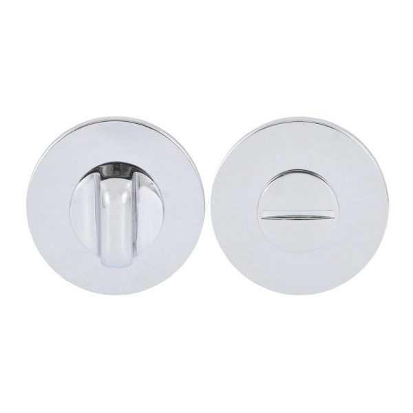 Дверная накладка WC COMIT Smart-A хром (55473)
