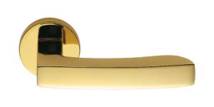 Дверная ручка Colombo Design Viola AR 21 полированная латунь (5856)