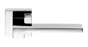 Дверная ручка Colombo Zelda хром (47354)